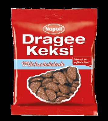 Napoli Dragee Keksi Milch 165g