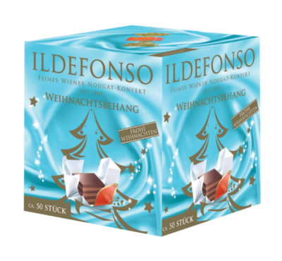 Ildefonso Weihnachts-Behang 500g