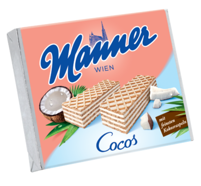 Manner Cocos 75g