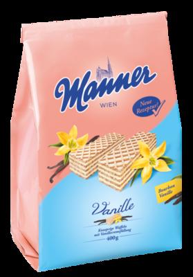 Manner Vanilla  400g