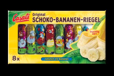 Casali Saison Bananen-Riegel 110g