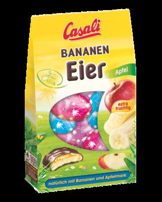 Casali Schoko-Bananen-Eier mit Apfel 180g
