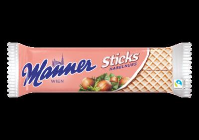 Sticks Haselnuss 30g