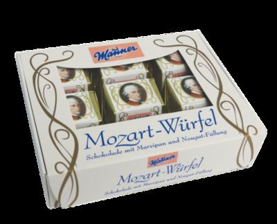 Manner Mozart-würfel 118g