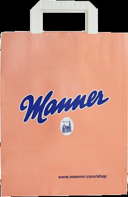 Manner papírová taška - střední