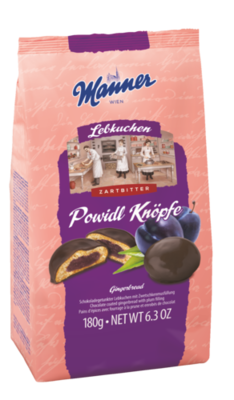 Manner Powidl Knöpfe 180g