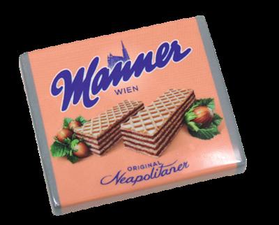 Manner magnetka na ledničku Neapolitaner