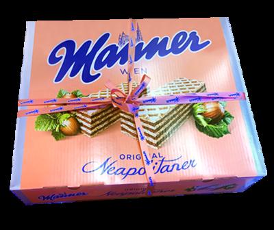 Manner krabice - velká (51,5x43x9cm)