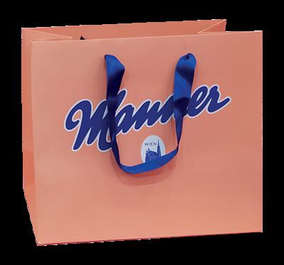 Manner dárková taška - blue