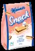 Novinka od společnosti Manner: Snack Minis v sáčku